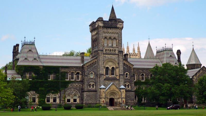 دانشگاه های تورنتو - شرایط پذیرش دانشگاه تورنتو کانادا